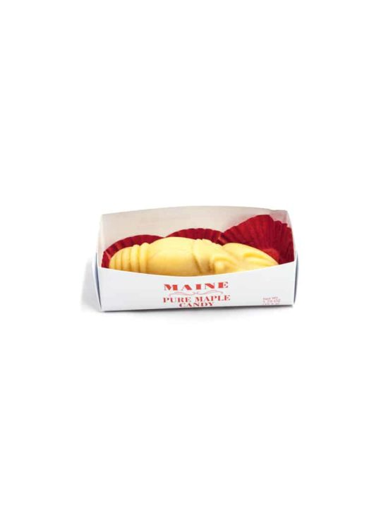 Maple Lobster Candy