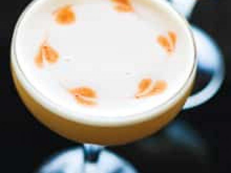 Filibuster Maple Whiskey Cocktail